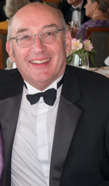 Revd Graham Thompson